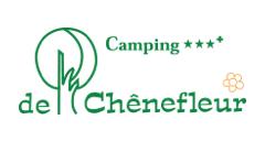Logo Camping de Chênefleur