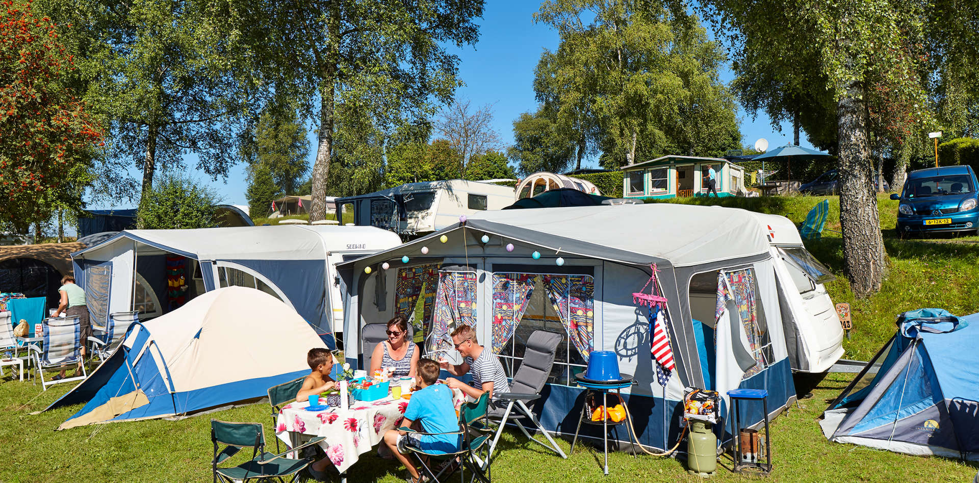 Rent A Camping Pitch