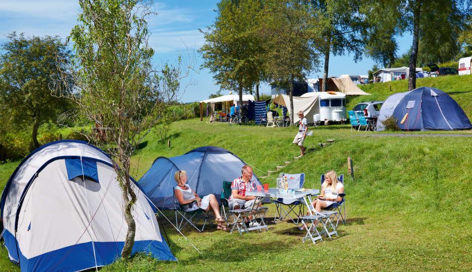 Ardennen Camping Bertrix Belgian Ardennes