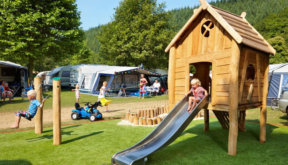 Camping Parc La Clusure Belgian Ardennes