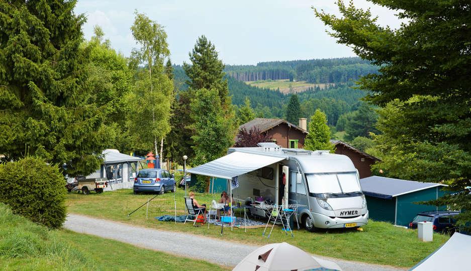 Camping Petite Suisse Belgian Ardennes